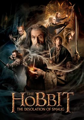 The Hobbit: The Desolation of Smaug's Poster