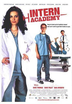 Intern Academy's Poster