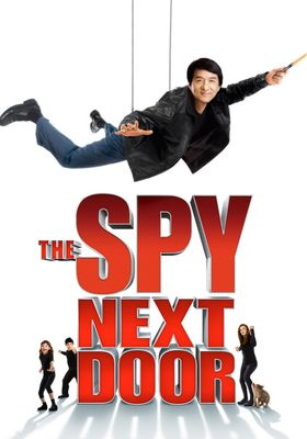 The Spy Next Door's Poster