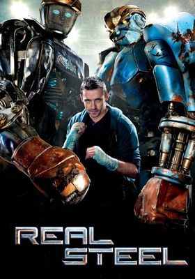 Real Steel's Poster