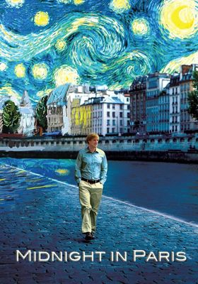 Midnight in Paris's Poster
