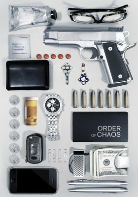 Order of Chaos's Poster
