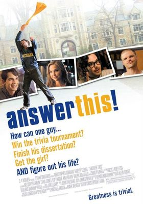 Answer This!'s Poster