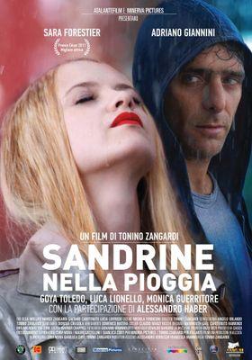 Sandrine nella pioggia's Poster
