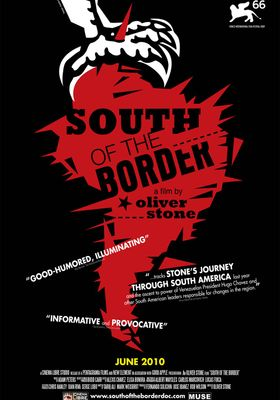 South of the Border's Poster