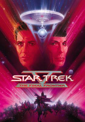 Star Trek V: The Final Frontier's Poster