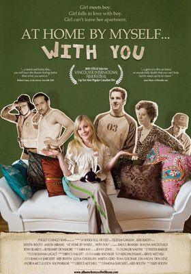 『At Home By Myself... With You』のポスター