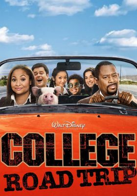 College Road Trip's Poster