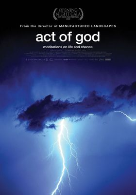 Act of God's Poster