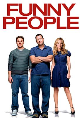 Funny People's Poster