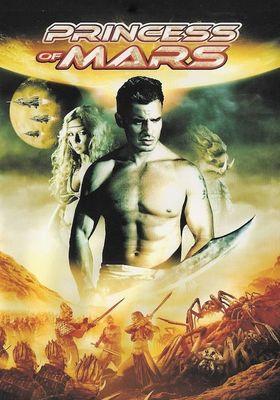 Princess of Mars's Poster