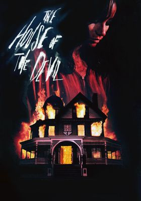 『The House of the Devil』のポスター