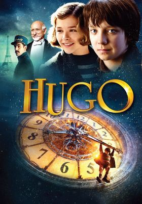 『ヒューゴの不思議な発明』のポスター