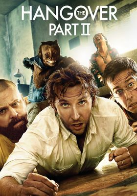 The Hangover Part II's Poster