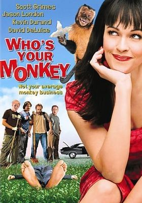 Who's Your Monkey?'s Poster