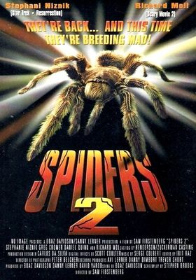 Spiders 2: Breeding Ground's Poster