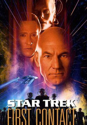 Star Trek: First Contact's Poster
