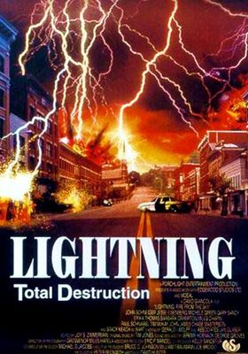 Lightning: Fire from the Sky's Poster