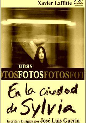 Unas fotos en la ciudad de Sylvia's Poster