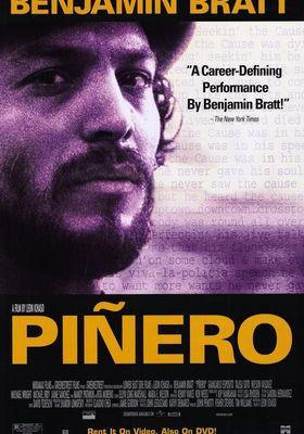 Piñero's Poster