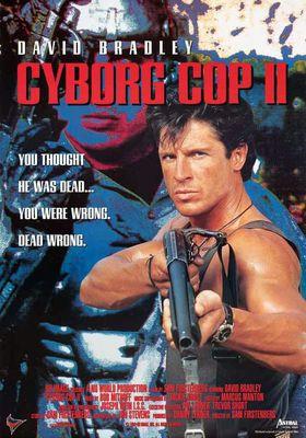 Cyborg Cop II's Poster