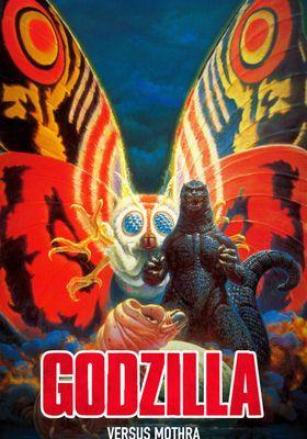 Godzilla vs. Mothra's Poster