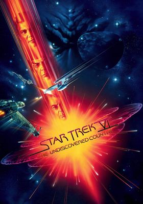 Star Trek VI: The Undiscovered Country's Poster