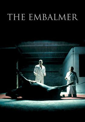 The Embalmer's Poster