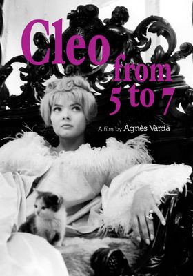 Cleo from 5 to 7's Poster
