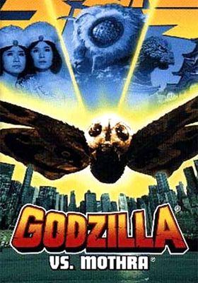 Mothra vs. Godzilla's Poster