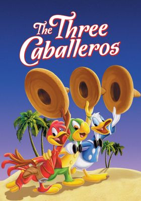 The Three Caballeros's Poster