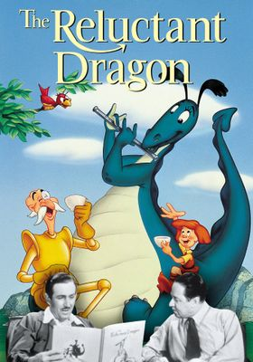 The Reluctant Dragon's Poster