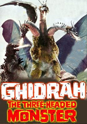 Ghidorah, the Three-Headed Monster's Poster
