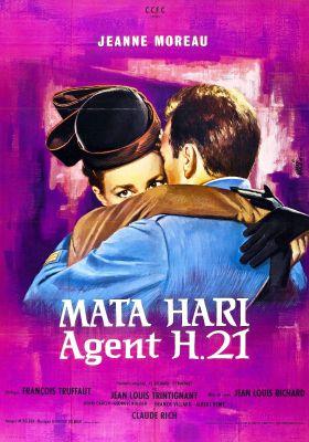 마타하리의 포스터