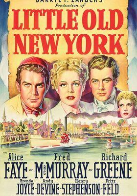 리틀 올드 뉴욕의 포스터