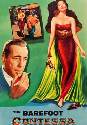 The Barefoot Contessa's Poster