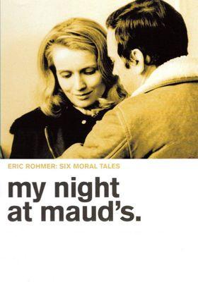 My Night at Maud's's Poster