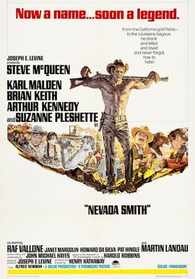 Nevada Smith's Poster