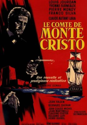The Count of Monte Cristo's Poster