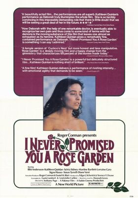 I Never Promised You A Rose Garden's Poster