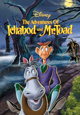 The Adventures of Ichabod and Mr. Toad's Poster