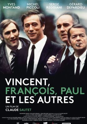 Vincent, Francois, Paul and the Others's Poster
