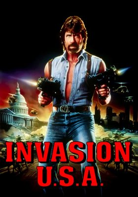 Invasion U.S.A.'s Poster