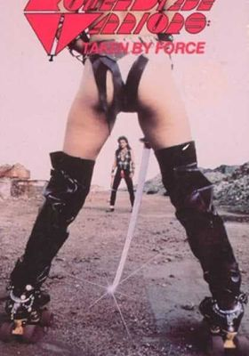 Roller Blade Warriors: Taken By Force's Poster