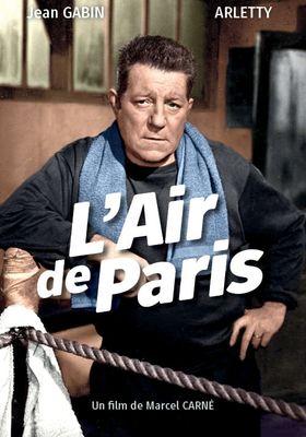 파리의 하늘 아래의 포스터