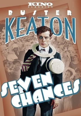 Seven Chances's Poster
