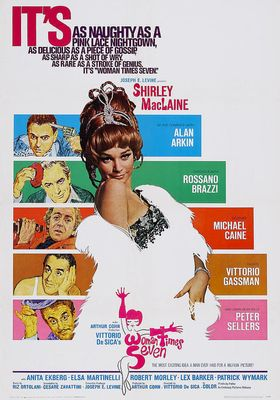 Woman Times Seven's Poster