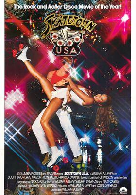 Skatetown, U.S.A.'s Poster