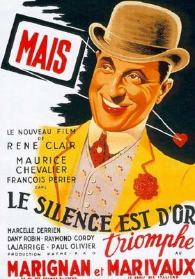 Silence Is Golden's Poster