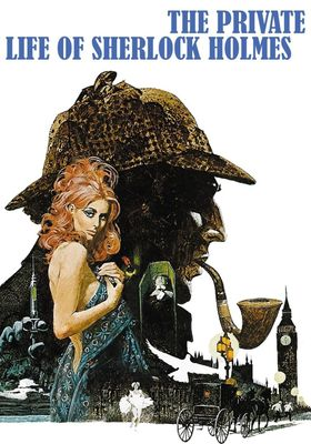 The Private Life of Sherlock Holmes's Poster